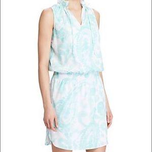 Lauren Ralph Lauren Paisley-Print Sleeveless Dress